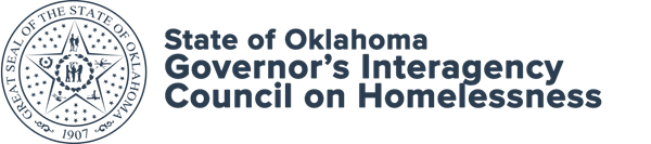 Governor's Interagency Council on Homelessness logo